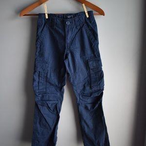 Gap kids boys size 8 cargo pants